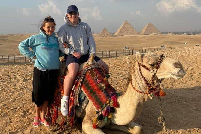 Full-Day Tour Giza Pyramids, Sphinx, Memphis, and Saqqara
