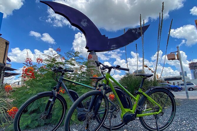 Bats on Bikes! Electric Bike Tour from Barton Springs