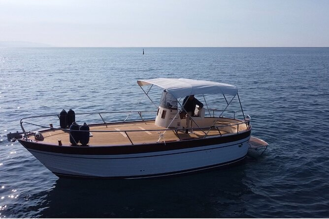 One Day Private Boat Tour in the Cinque Terre