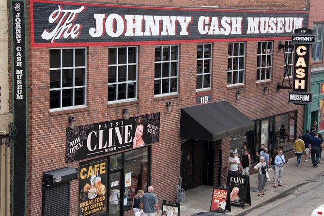 Nashville Fun Pass: Johnny Cash Museum, Hatch Show, Ole Smoky Moonshine & More