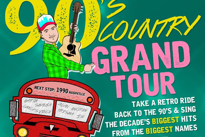 90s Country Nashville Grand Tour with Gil Grand