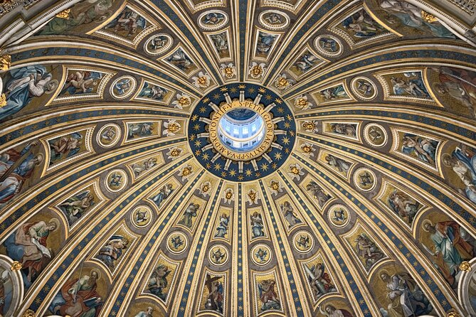 Private tour of St. Peter's Basilica and Dome