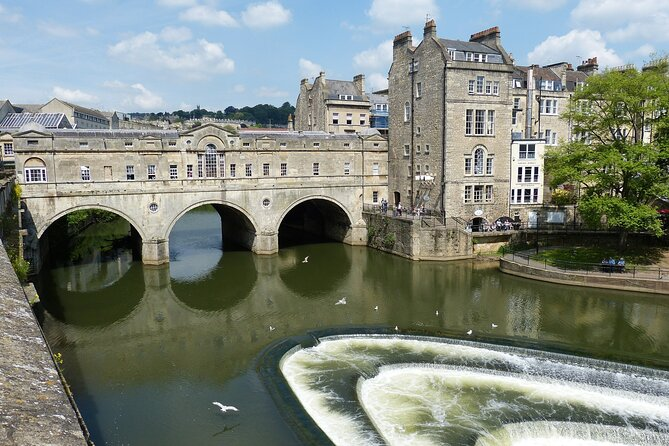 Bath Private Guided Walking Tour
