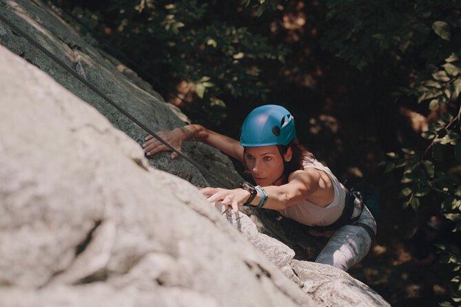 Private Rock Climbing in Marietta, Pennsylvania