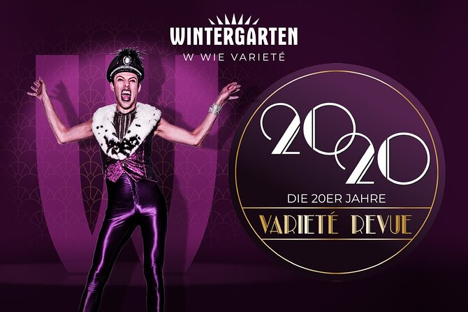 20 20 - The 20s Variety Revue