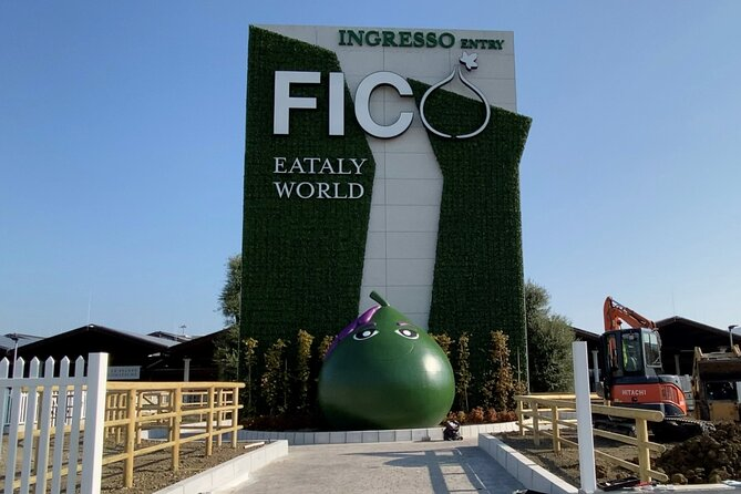 FICO Eataly World + Luna Farm ticket