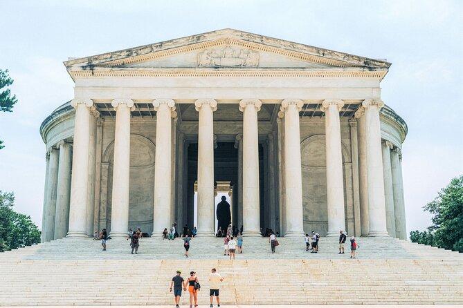 Grand Tour van een halve dag van Washington DC