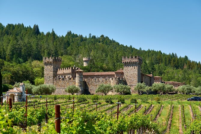 Small Group Napa Valley Tour for Wine Lovers