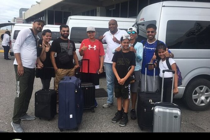 Round-trip Airport Transfer to Grand Palladium Resort & Spa