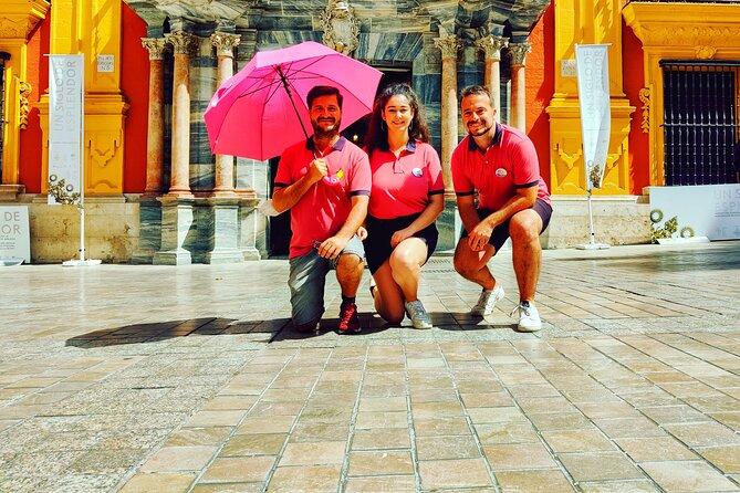 2-Hour English Guided Walking Tour in Malaga