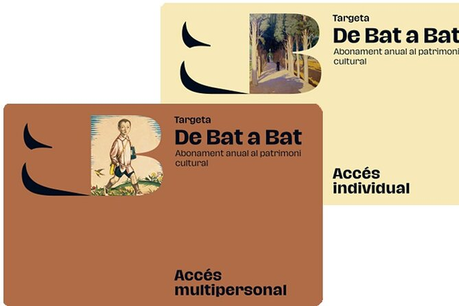Pass for Historical Monuments of Catalonia