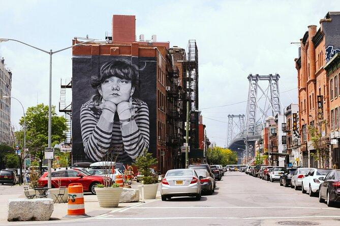 Brooklyn NY Private Tour: Williamsburg Street Art City Game