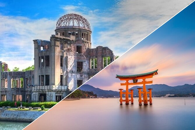 Hiroshima / Miyajima Full-day Private Tour with Government Licensed Guide