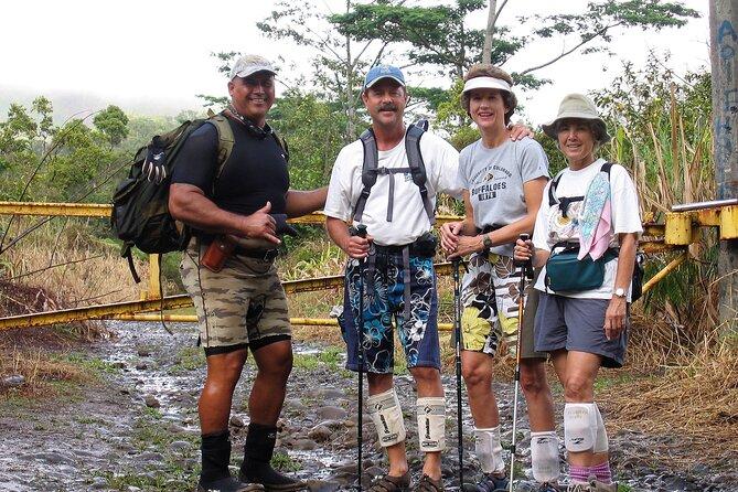 Private Hawaiian Waterfall Adventure