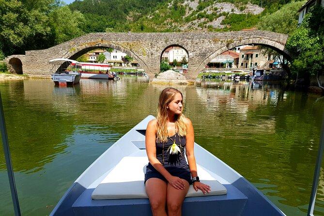 Wine tour - Pavlova Strana - river Crnojevica and boat cruising (NP Skadar Lake)