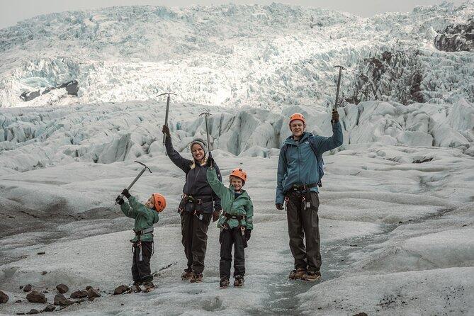 10 Shot Photo Package- 4 Hour Glacier Hike in Skaftafell