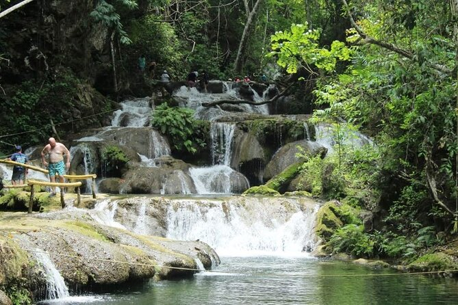 Copalitilla Magic Waterfalls Tour from Huatulco