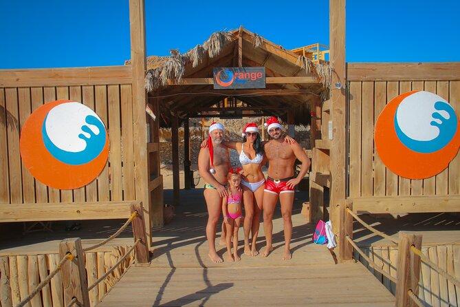 Orange Bay Island VIP Snorkeling Sea Trip & Water Sports Full Day - Hurghada