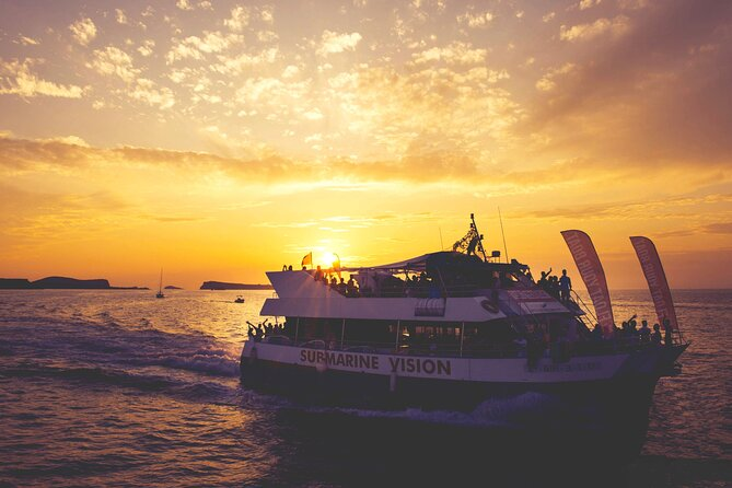 Cala Comte and Cala Bassa Sunset Beach Hopping Cruise