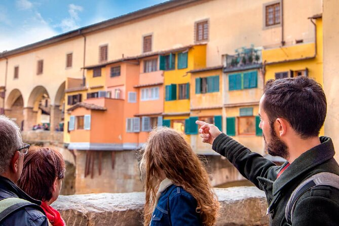 Private walking tour through the streets of Florence