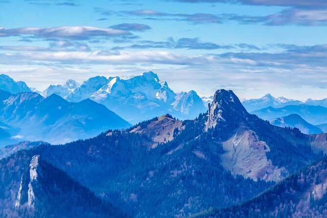 Zugspitze, Garmisch-Partenkirchen and Chocolate Tour from Munich