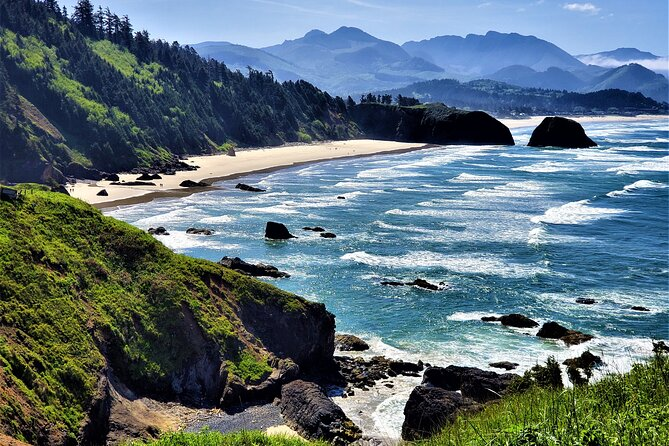 Full-Day Guided Oregon Coast Tour from Portland