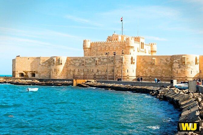 Cairo & Alexandria Over Night Trip & Nile Cruise & Pyramids & Sphinx - Hurghada