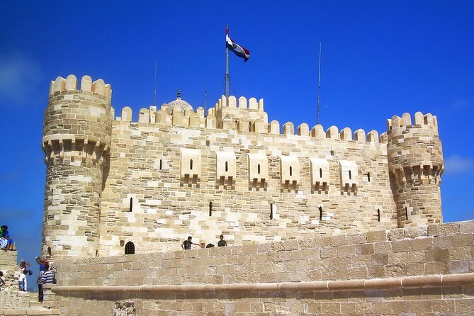Cairo & Alexandria Overnight Trip & Nile Cruise Tour in Cairo - From Hurghada