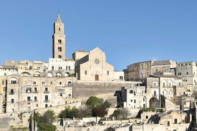Walking Tour in Matera with Tasting of Local Products
