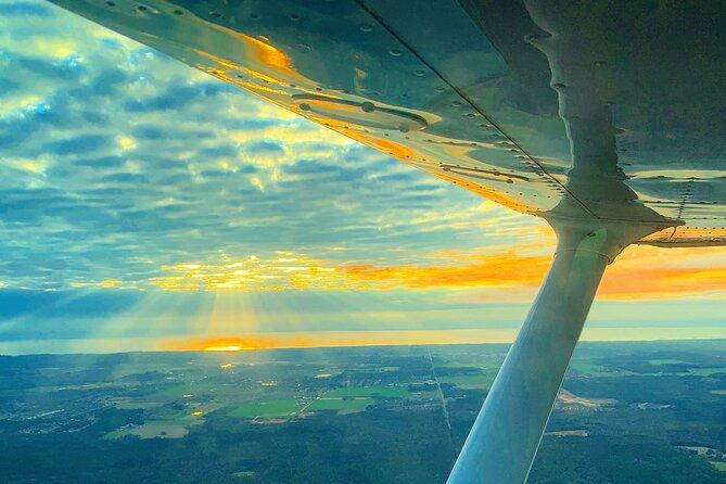 Private 30 Minute Scenic Gulf Coast Beach Flight