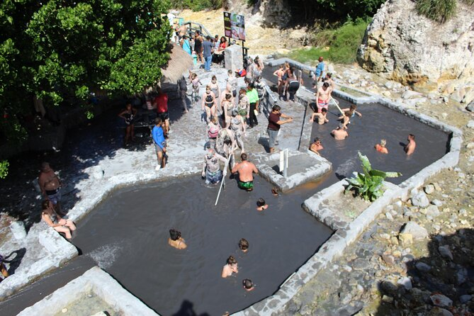 St Lucia Sulphur Springs Drive- in Volcano Tour & Therapeutic Mud baths