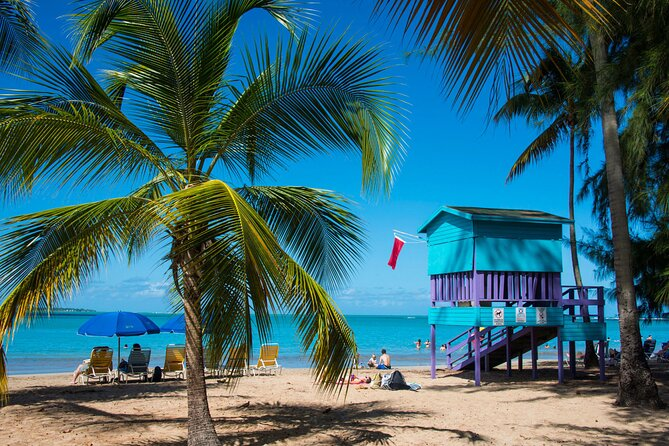 Roundtrip Private Transfer to Luquillo Beach from Accommodation