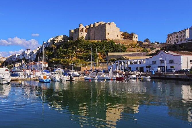 Menorca full-day Tour from Mallorca