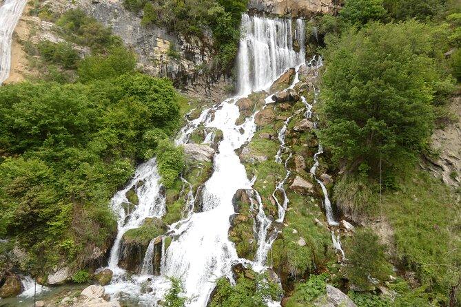 SOTIRA WATERFALL HIKING/TREKKING by 1001 Albanian Adventures