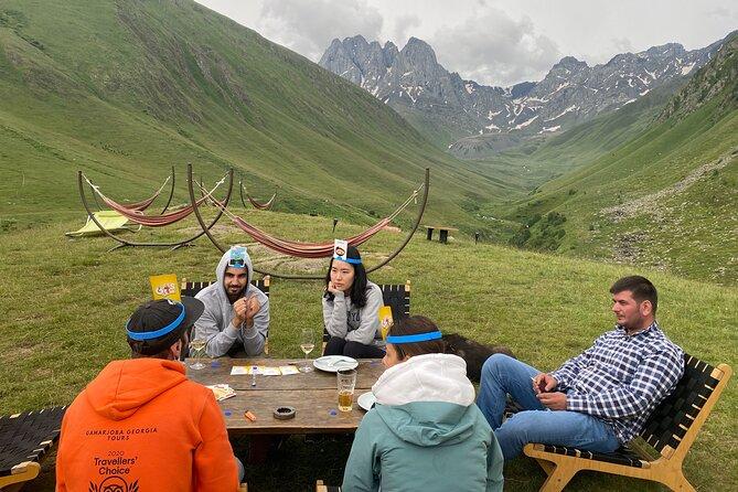 From Tbilisi: Full day hiking tour to Gveleti and Juta