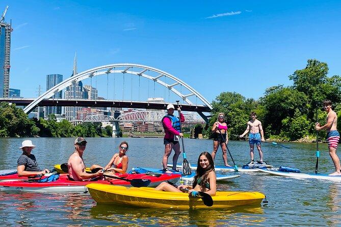Nashville Paddle Board Adventures