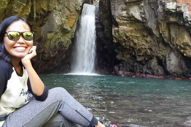 Sambangan Waterfall Tour with Dolphin Watching and Snorkeling in Northern Bali