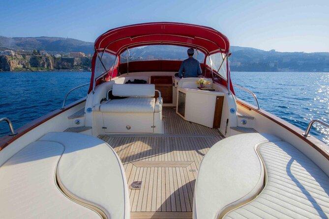 Amalfi and Positano Boat Tour | Full Day