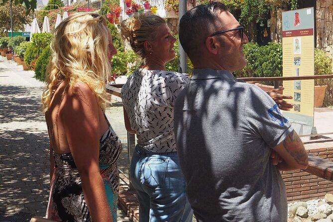Touvenir - The Flowerpot & Floral Trail! - Walking Tour of Estepona Old Town