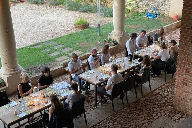 Prosecco wine tour with traditional lunch from Verona