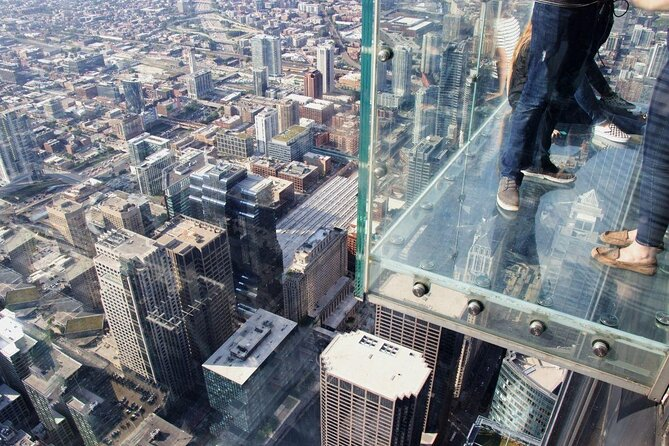 Skydeck Chicago at Willis Tower (Sears Tower)