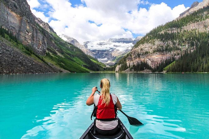 Private Banff and Lake Louise Full-Day Tour from Calgary City (Truck or Sedan)