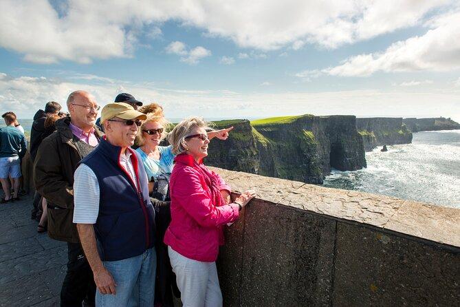 Liberty Irish Tours Cliffs of Moher Sundown Spectacular Luxury Car Tour