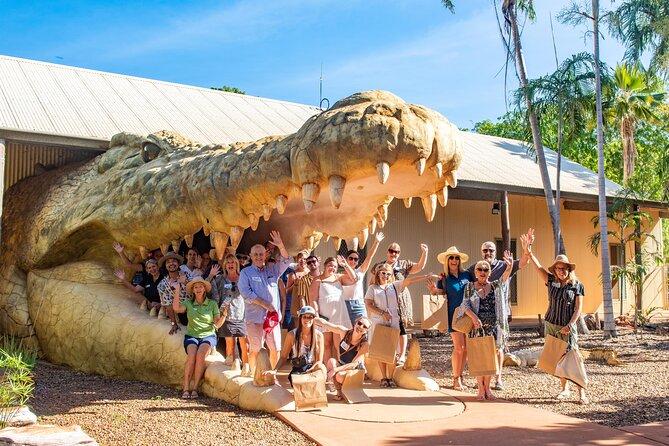 Malcolm Douglas Crocodile Park Tour Including Transportation