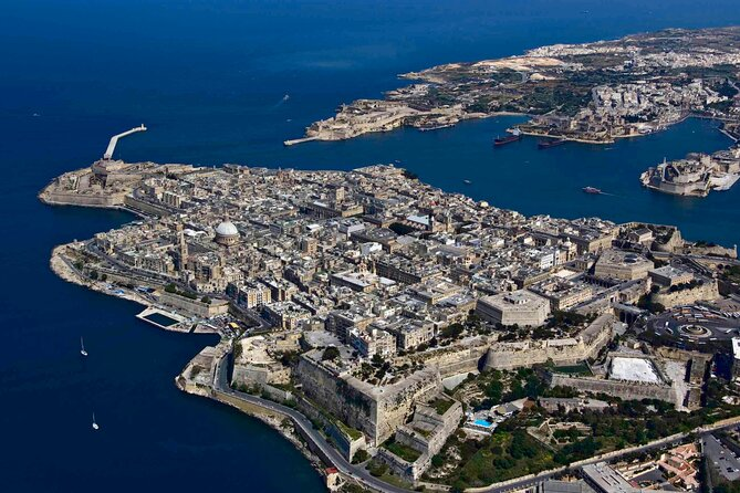 Valletta Audio Self Guide Walking Tour (Mobile App)