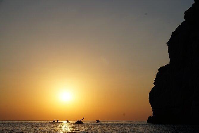 Sunrise Sea Kayaking Experience
