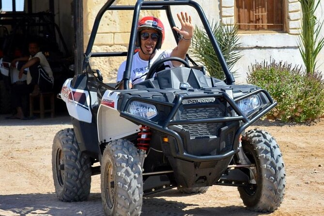 3 Hours Buggy Safari With Camel Ride- Marsa Alam