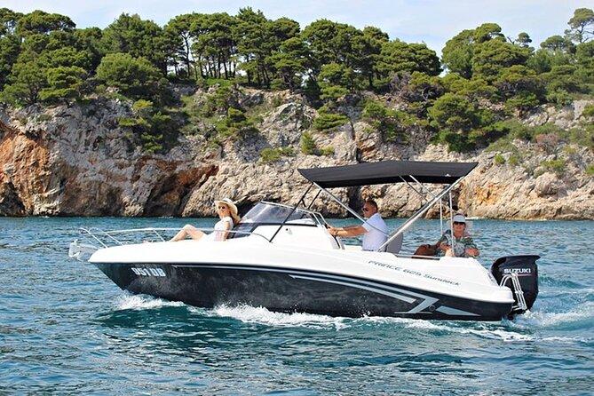 Full Day Private Speed Boat Tour: Dubrovnik - Korčula