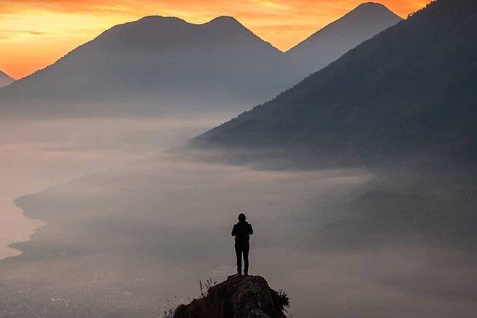 Hike The Indian Nose Peak + Cliff Diving in Lake Atitlan - Tour From Atitlan