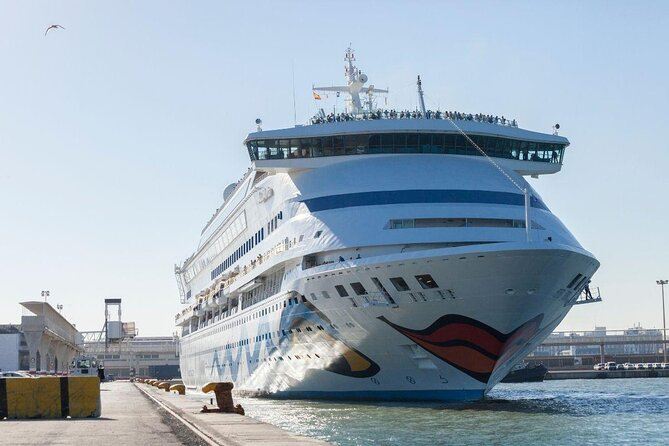 Valencia Cruise Port